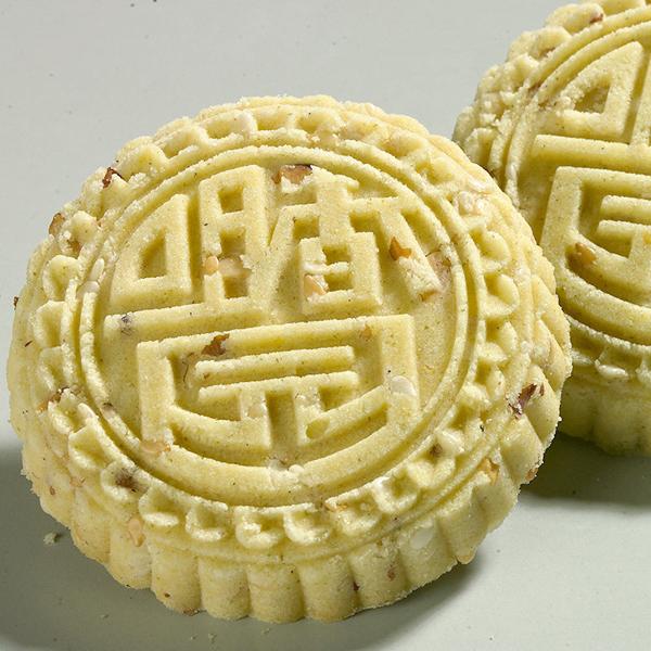 芝麻杏仁饼120g