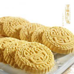 芝麻杏仁饼210g